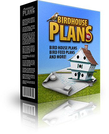 Bird House Plans - Bird Feeder Plans
